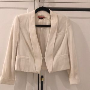 Alice and Olivia crop jacket